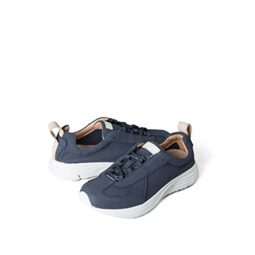 [RAWROW] R SHOE 110 WAX CHAMUDE NAVY