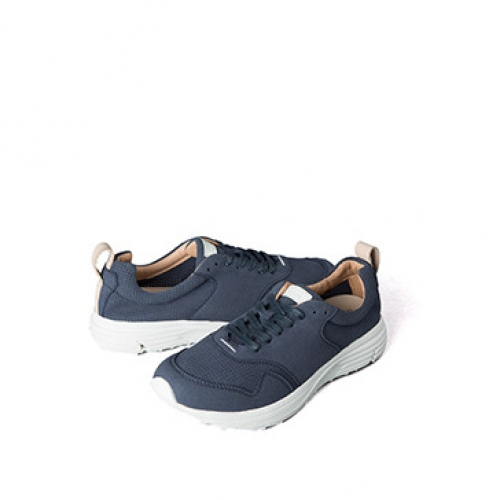 [RAWROW] R SHOE 100 WAX CHAMUDE NAVY