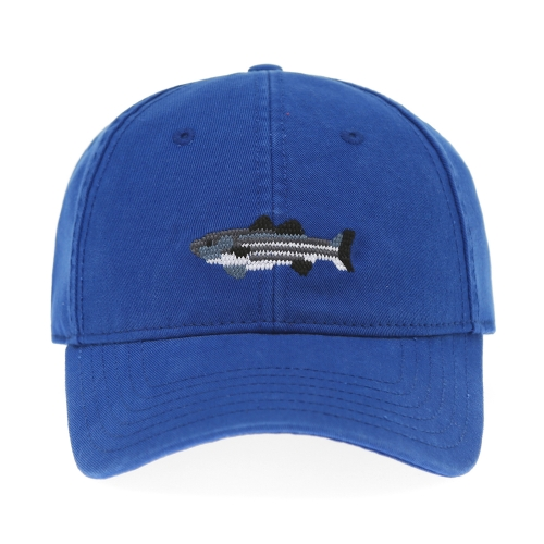 [HARDING - LANE] H-L Striped Bassⓒ on slick blue
