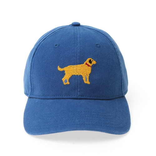 [HARDING - LANE] H-L Yellow Dogⓒ on Caspian Blue