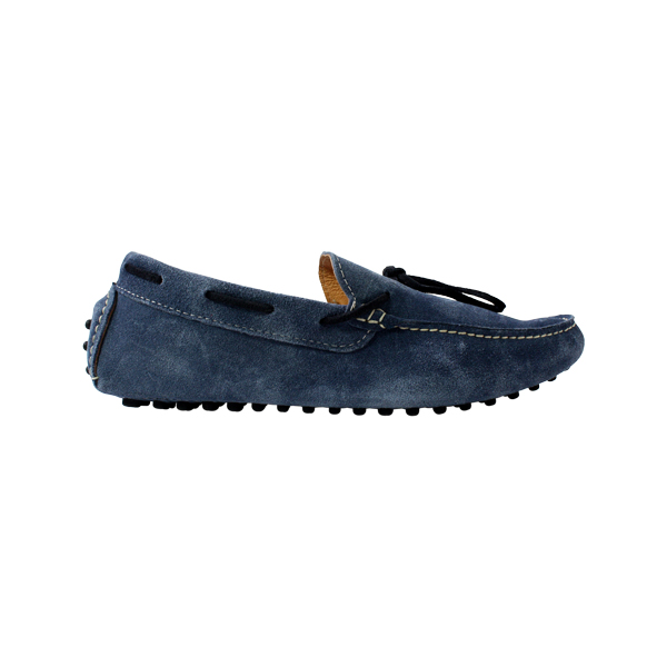 [PICO MARANTA] DRIVING SHOES DENIM