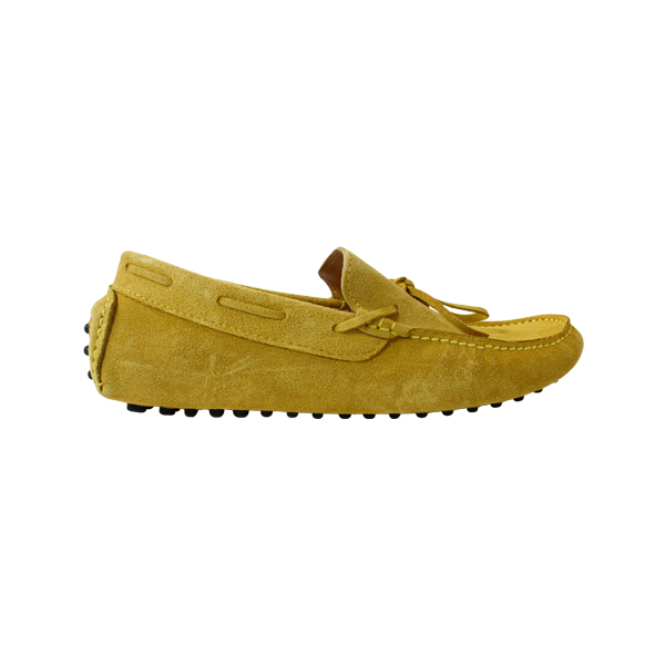 [PICO MARANTA] DRIVING SHOES YELLOW