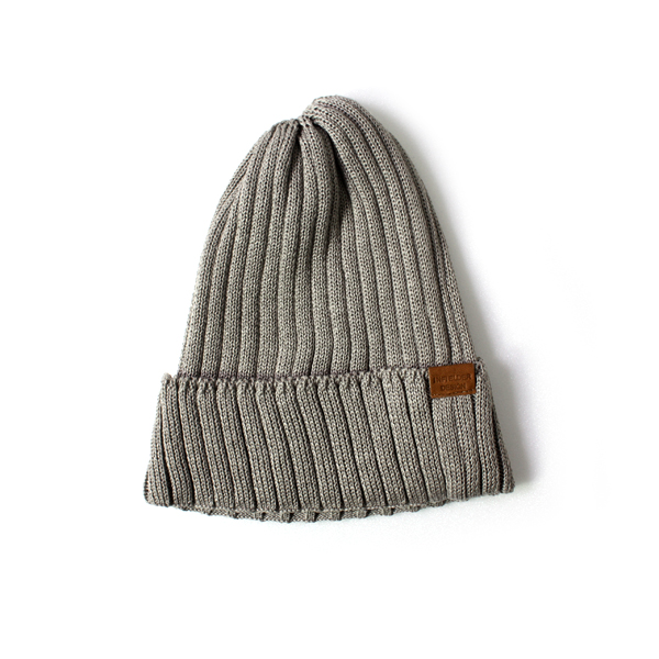 [INFIELDER DESIGN] WATCH CAP OATMEAL