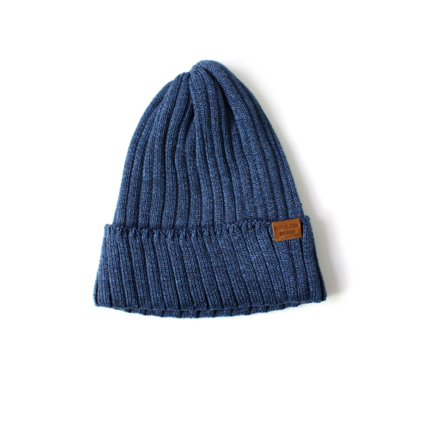 [INFIELDER DESIGN] WATCH CAP BLUE
