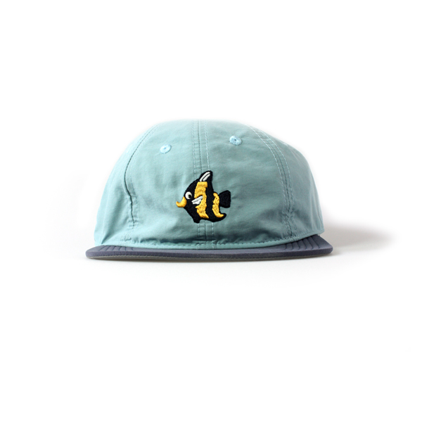 [INFIELDER DESIGN] CAMP CAP FISH BLU x NV