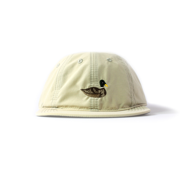 [INFIELDER DESIGN] CAMP CAP DUCK L.BEIGE