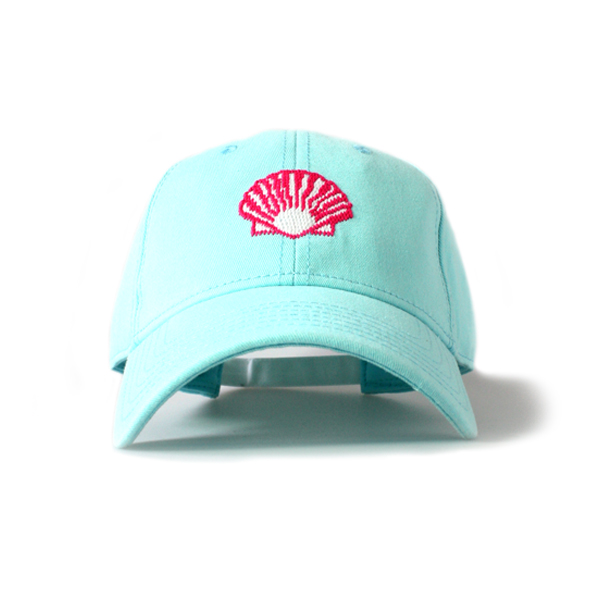 [HARDING - LANE] SCALLOP SHELL AQUA