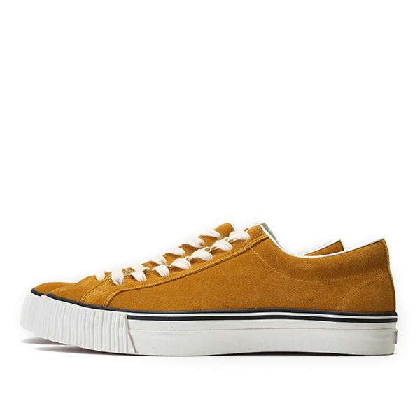 [WAREHOUSE] LOT 3400 SUEDE SNEAKER MUSTARD