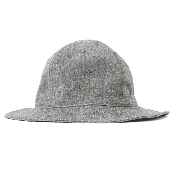 "[Ooparts] OPTAC02 Linen Hat ""Charcoal"""