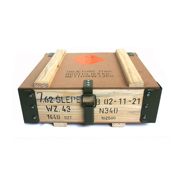 [YMCL KY] POLAND TYPE AMMO BOX METAL FRAME