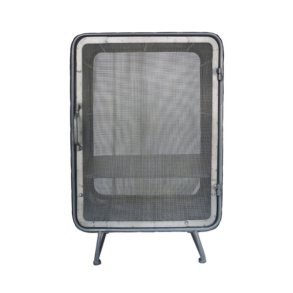 [YMCL KY] MESH CABINET 'S' 'VINTAGE GREY'