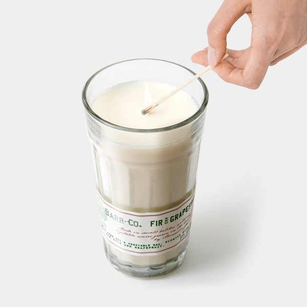 [BARR-CO] FIR&GRAPEFRUIT NATURAL CANDLE