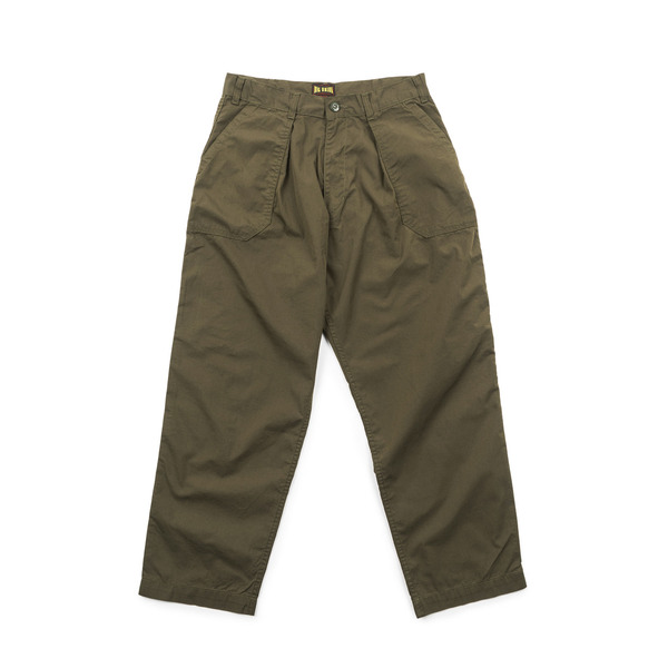 [BIGUNION] 17FW FATIGUE PANTS 'OLIVE'