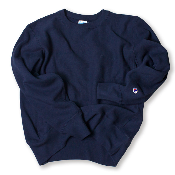 [CHAMPION] REVERSE WEAVE STANDARD SWEAT SHIRTS 'DARK NAVY'