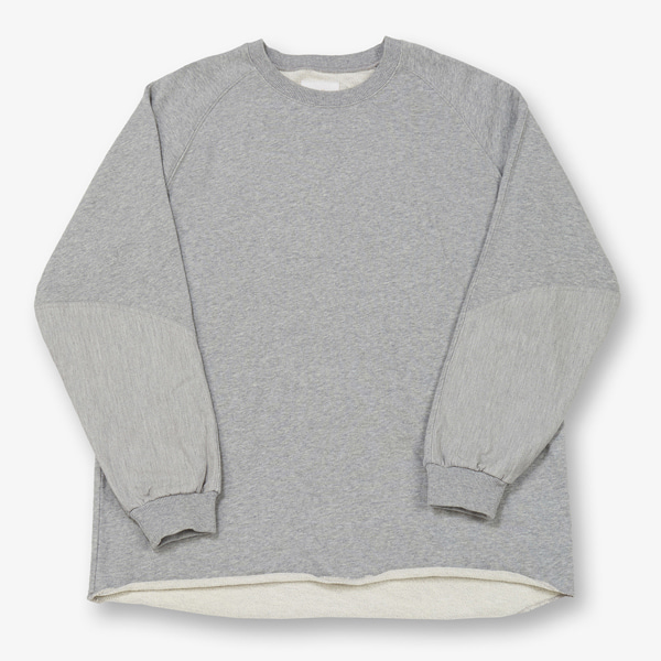 [GRAMICCI] TALECUT SWEAT 'HEATHER'