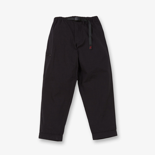 [GRAMICCI] RIPSTOP RESORT PANTS 'BLACK'