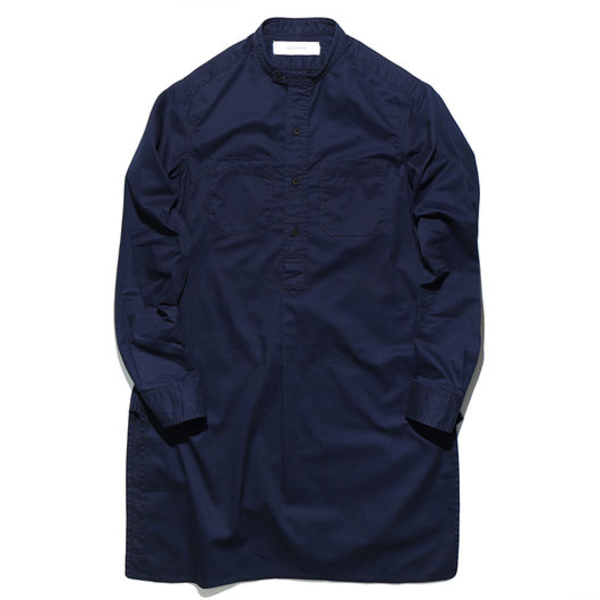 [WORKWARE] MRS.WORKWARE PULLOVER SHIRT 'NAVY'