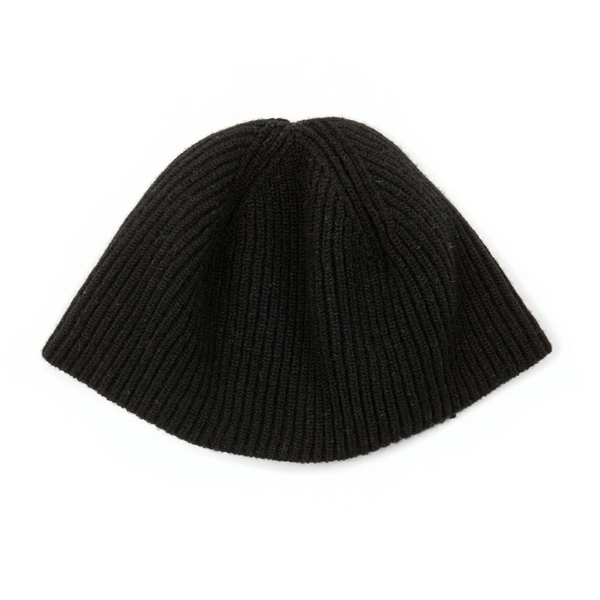 [BROWNYARD] SHORT WATCH CAP 'BLACK'