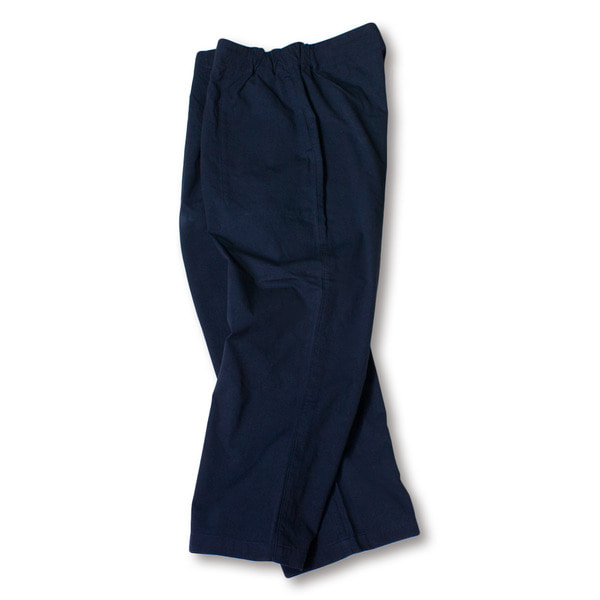 [ORDINARY FITS] COTTON RUGBY PANTS 'NAVY'