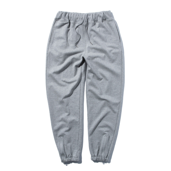 [STAND OUT STORE] SWEAT PANTS 'MELANGE GRAY'