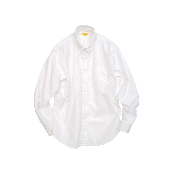 [THE RESQ&CO.] CRISPY B.D SHIRT 'IVORY'