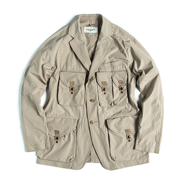 [EASTLOGUE] TREKKING JACKET 'BEIGE'