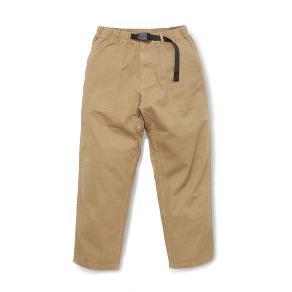 [GRAMICCI] LOOSE TAPERED PANTS 'CHINO'