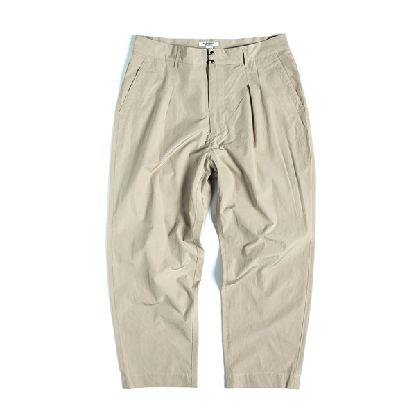 [EASTLOGUE] HOLIDAY PANTS 'BEIGE'