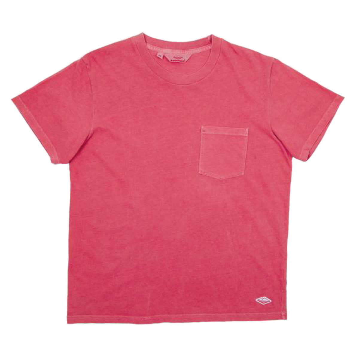 [BATTENWEAR] S/S POCKET TEE 'RED'
