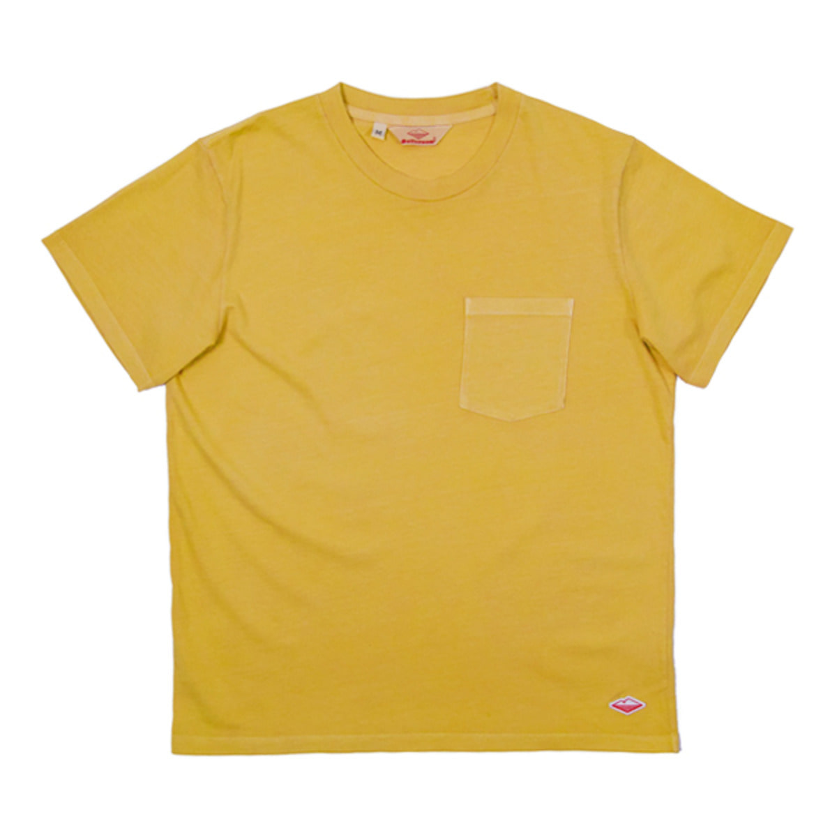 [BATTENWEAR] S/S POCKET TEE 'MUSTARD'
