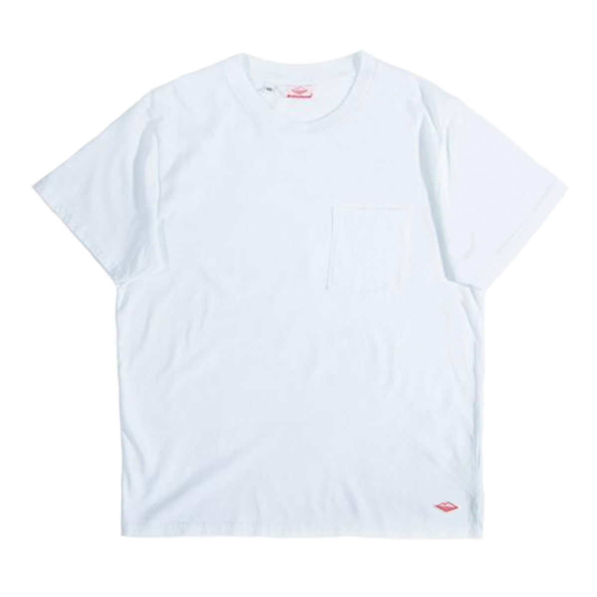 [BATTENWEAR] S/S POCKET TEE 'WHITE'