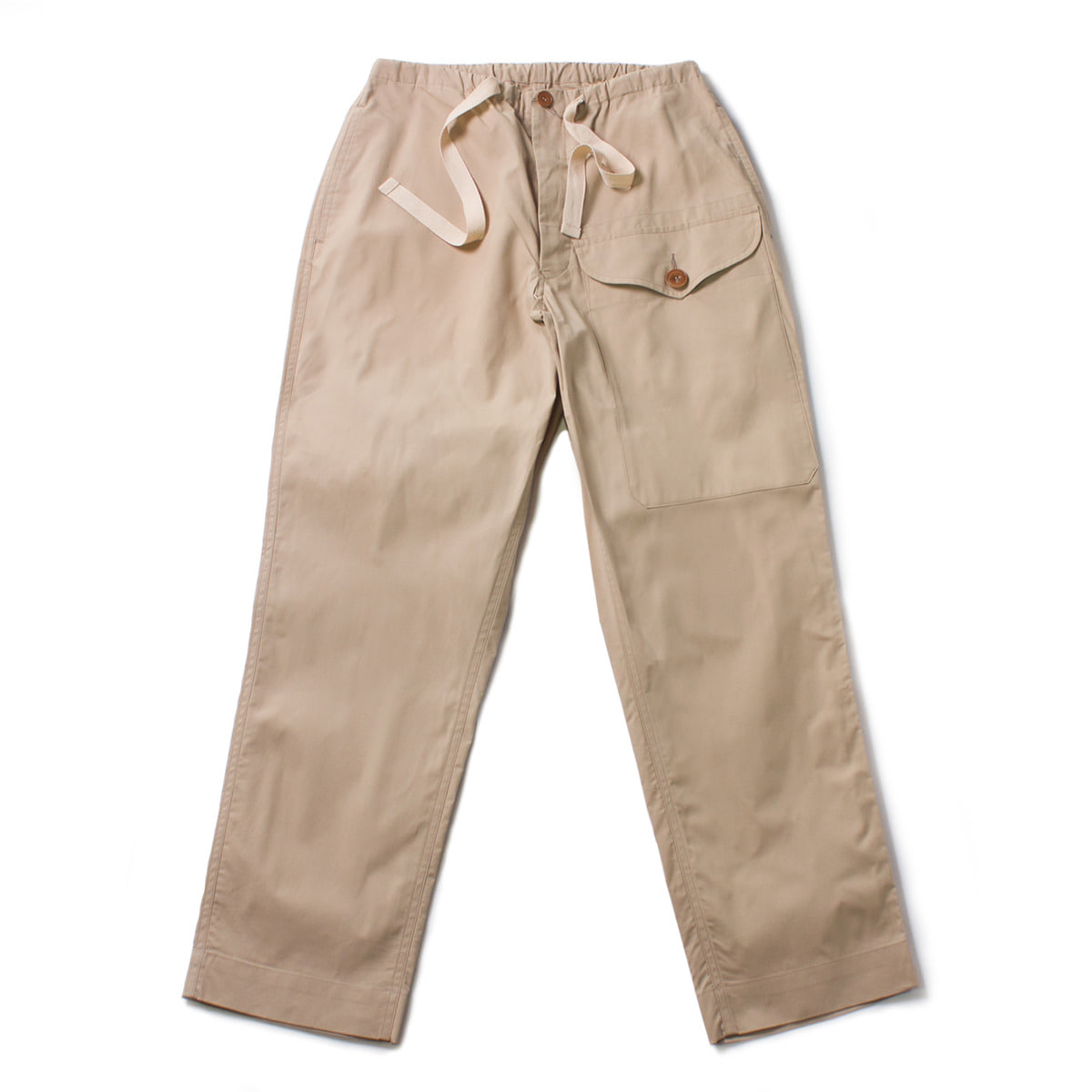 [HAVERSACK] HIGH DENSITY OXFORD PANTS 'BEIGE'