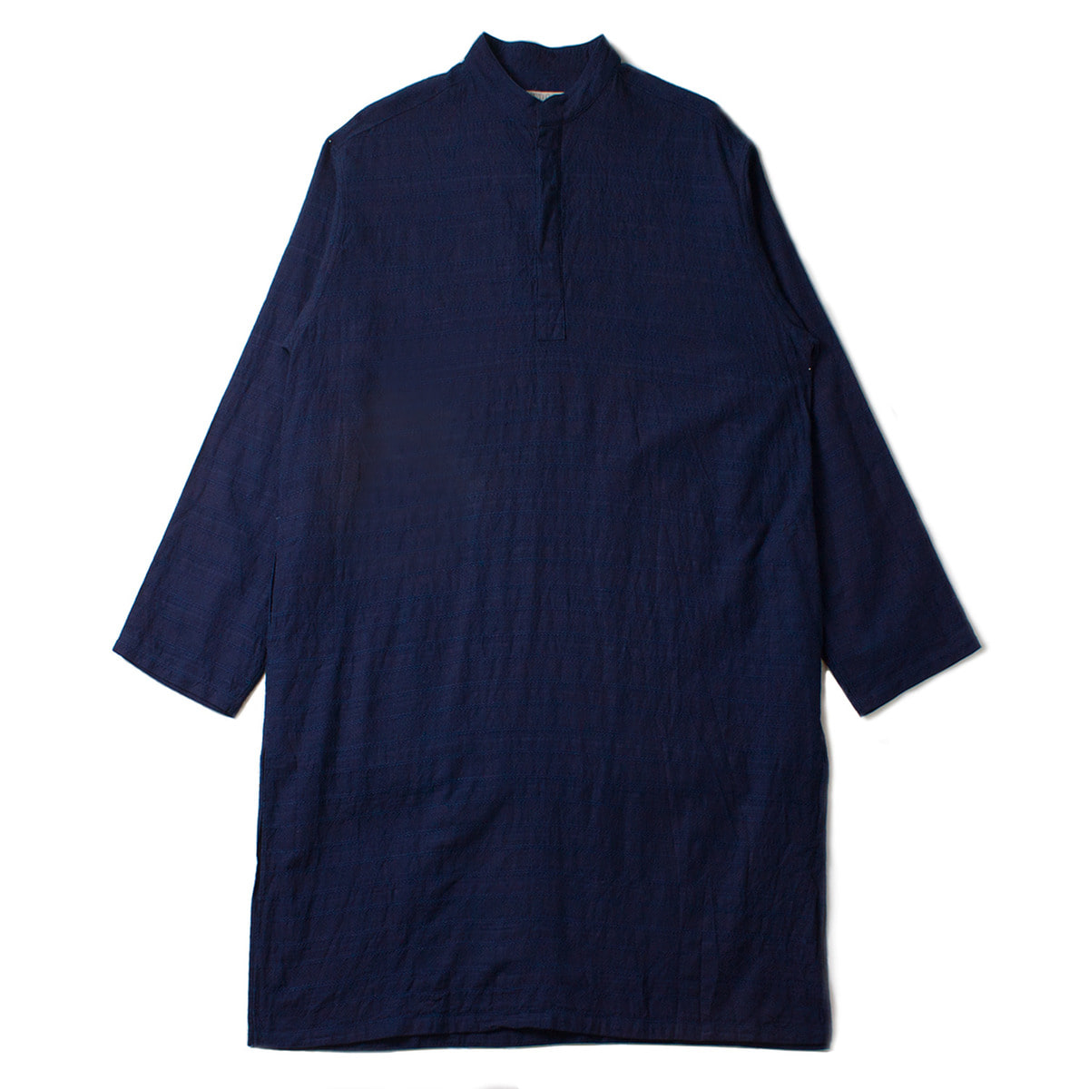 [HAVERSACK] DOBBY CLOTH SHIRT 'INDIGO'