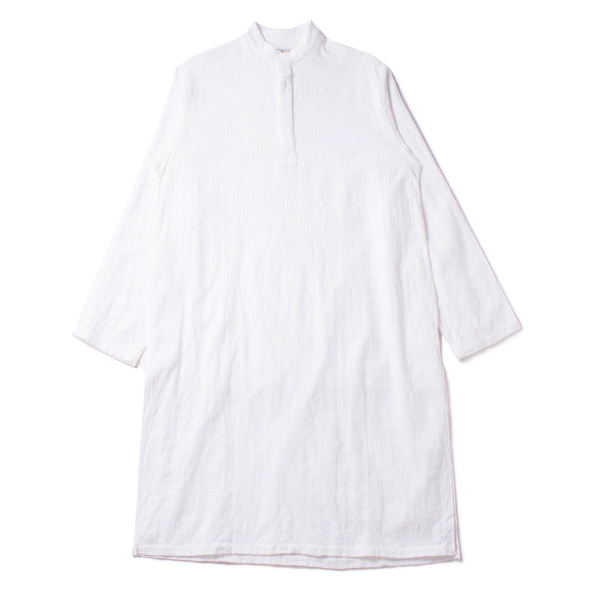 [HAVERSACK] DOBBY CLOTH SHIRT 'WHITE'