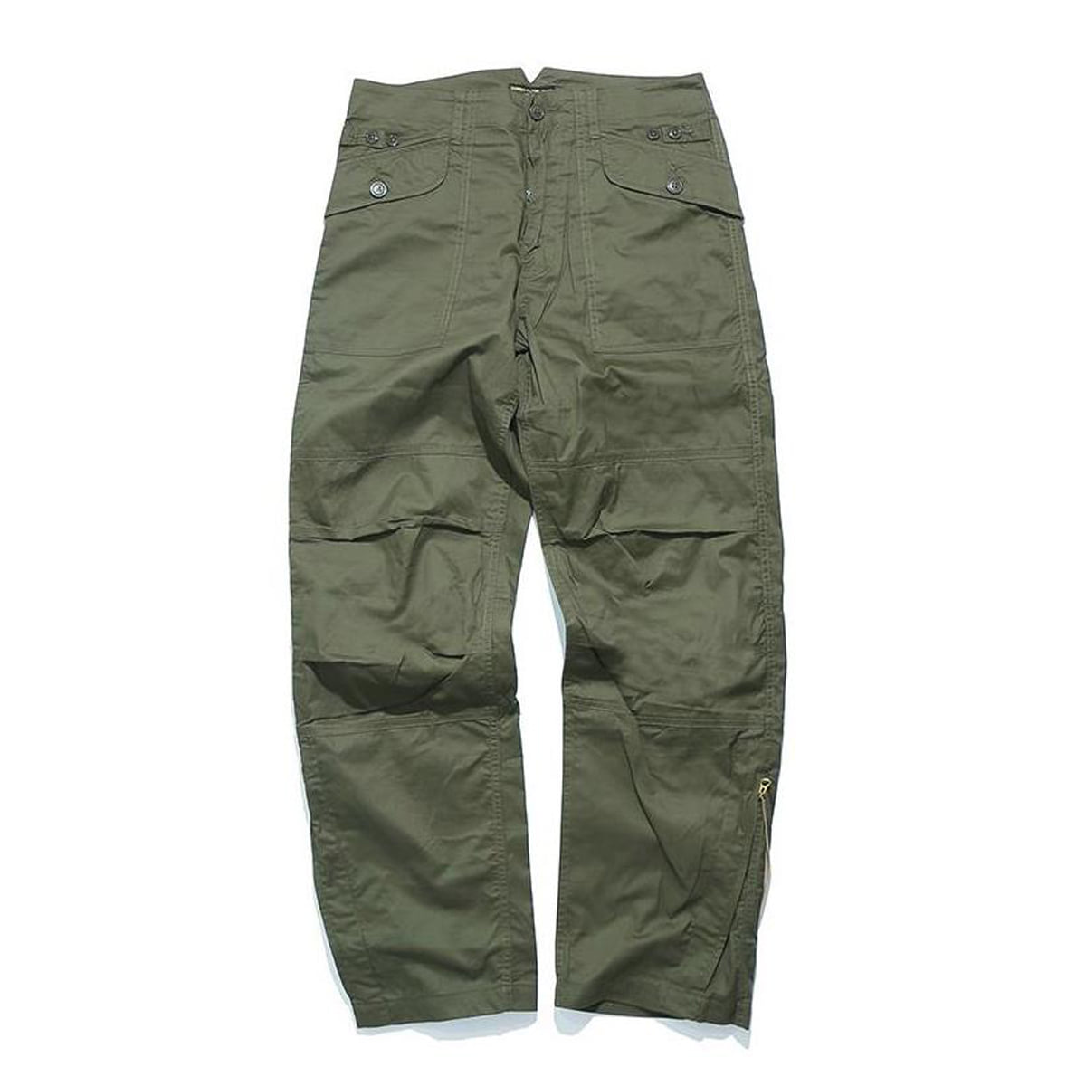 [WORKWARE] US NAVY HELICOPTER PANTS 'GREEN'