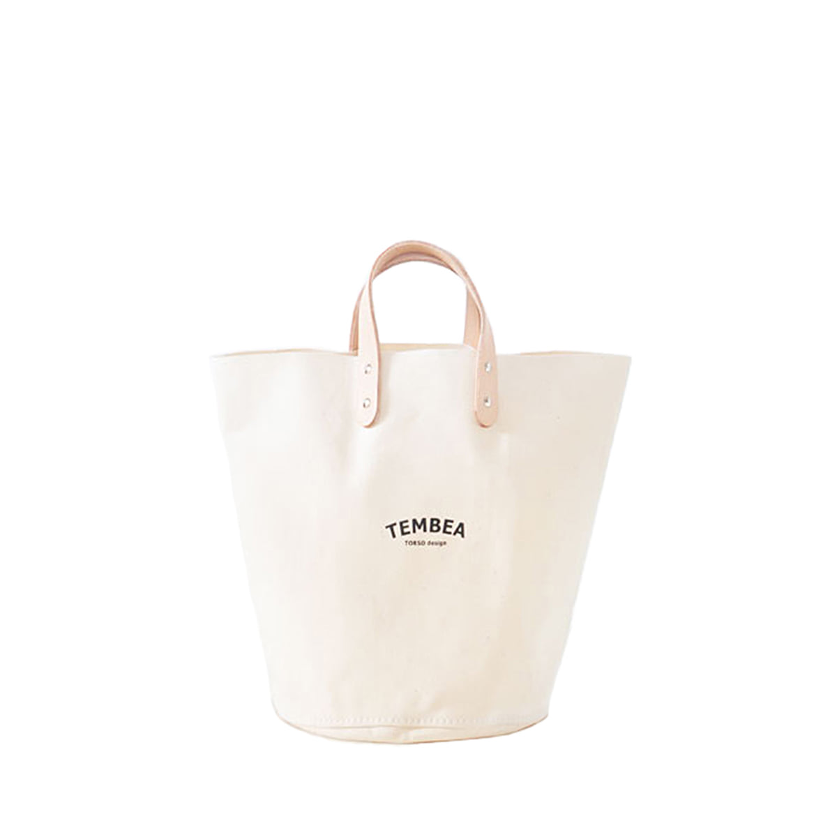[TEMBEA] DELIVERY TOTE MEDIUM 'NATURAL'