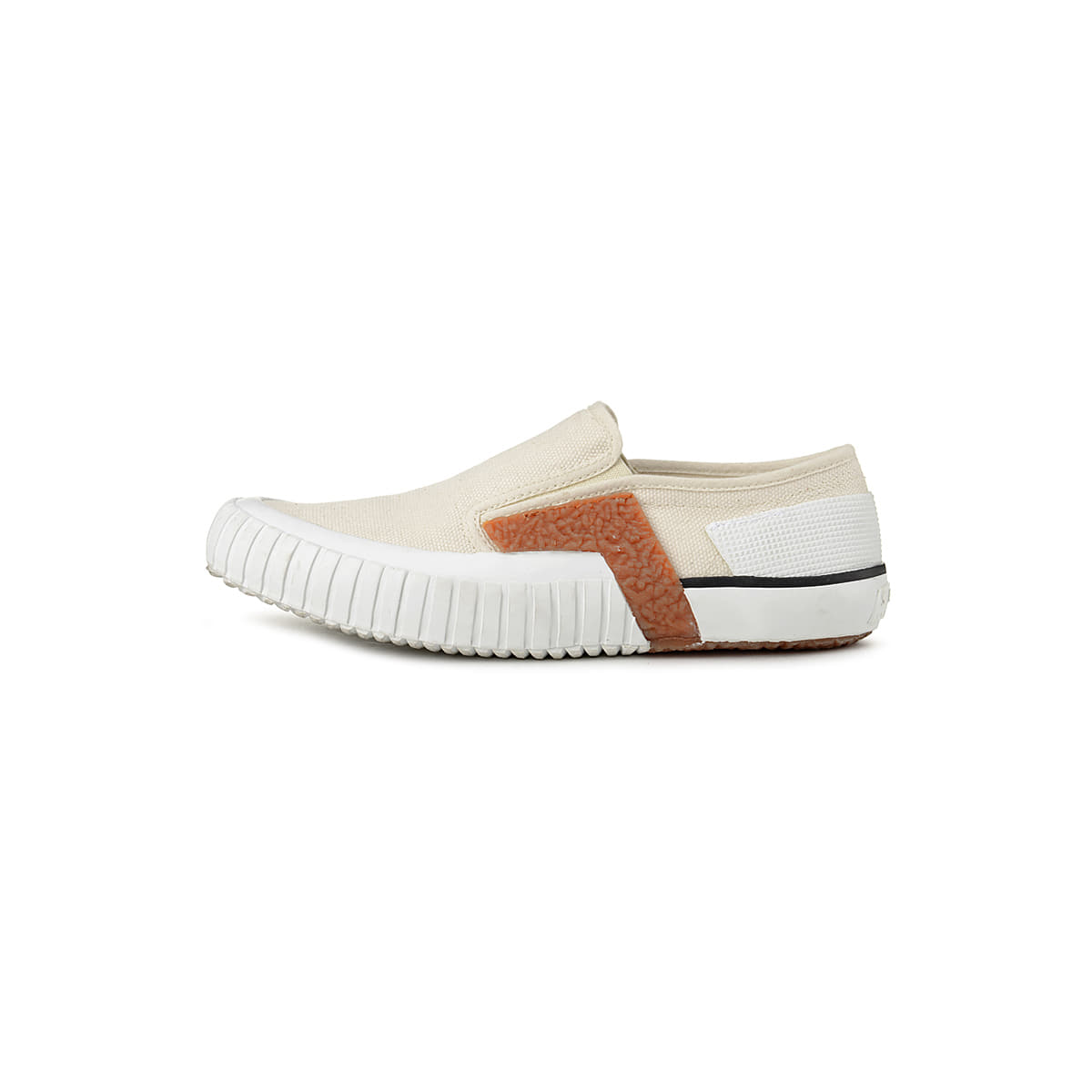 [SEOK] DECON SLIP ON 'NATURAL / GUM'