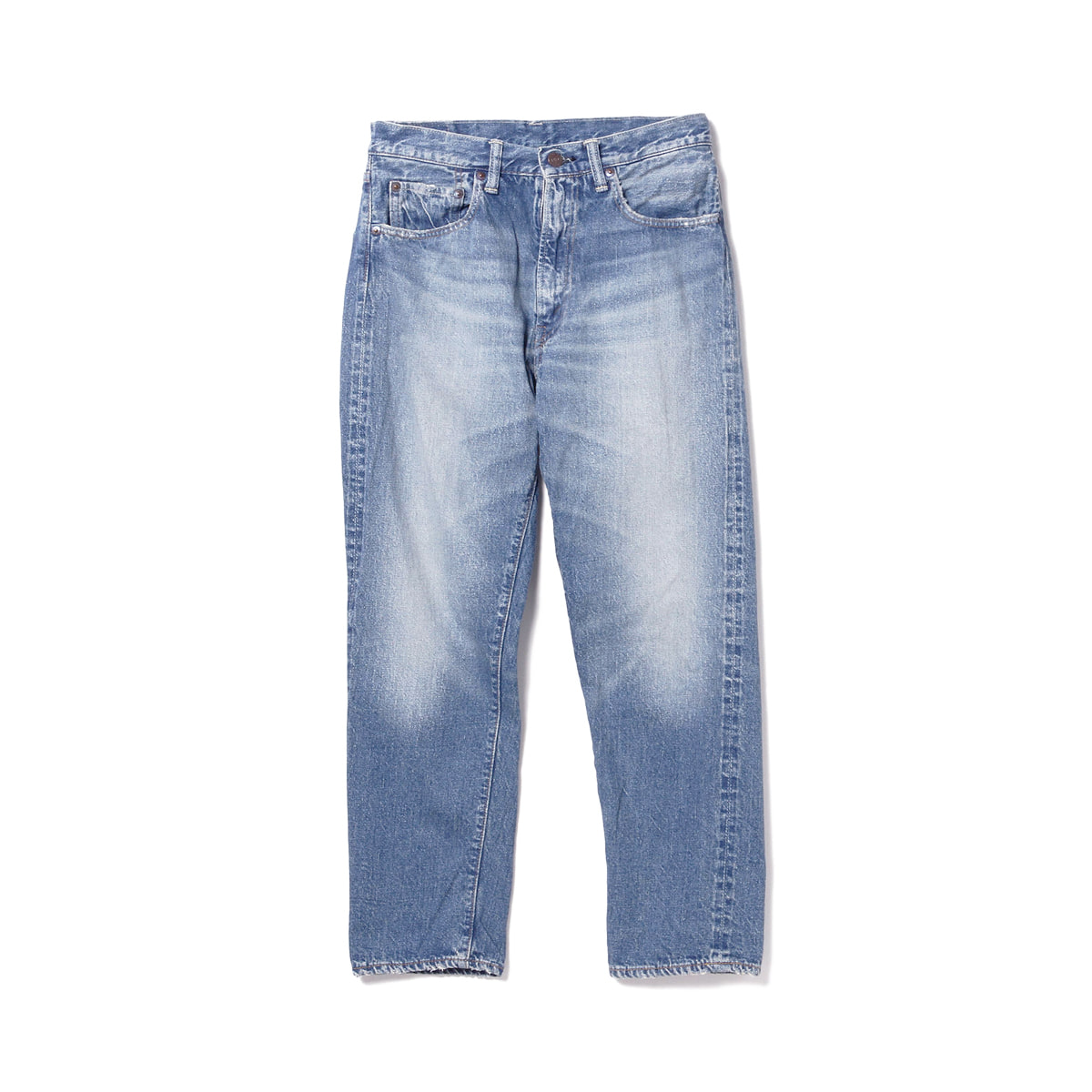 [WAREHOUSE] 2ND-HAND 1105 'LIGHT INDIGO / USED WASH'