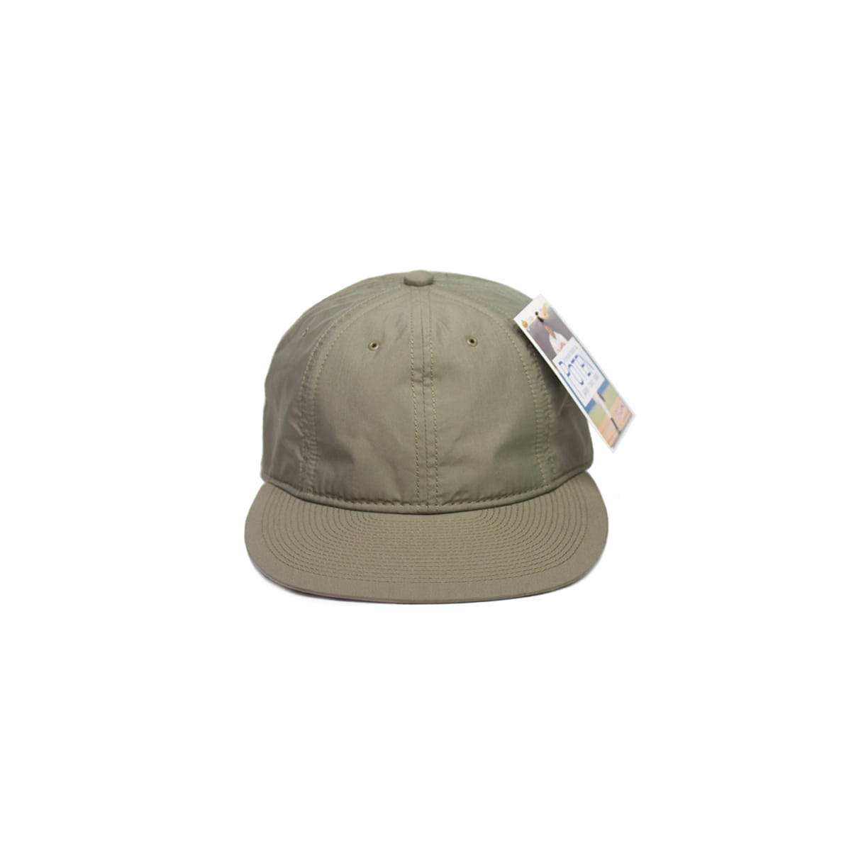 [POTEN] CN-TYPE BASEBALL CAP 'GREEN'