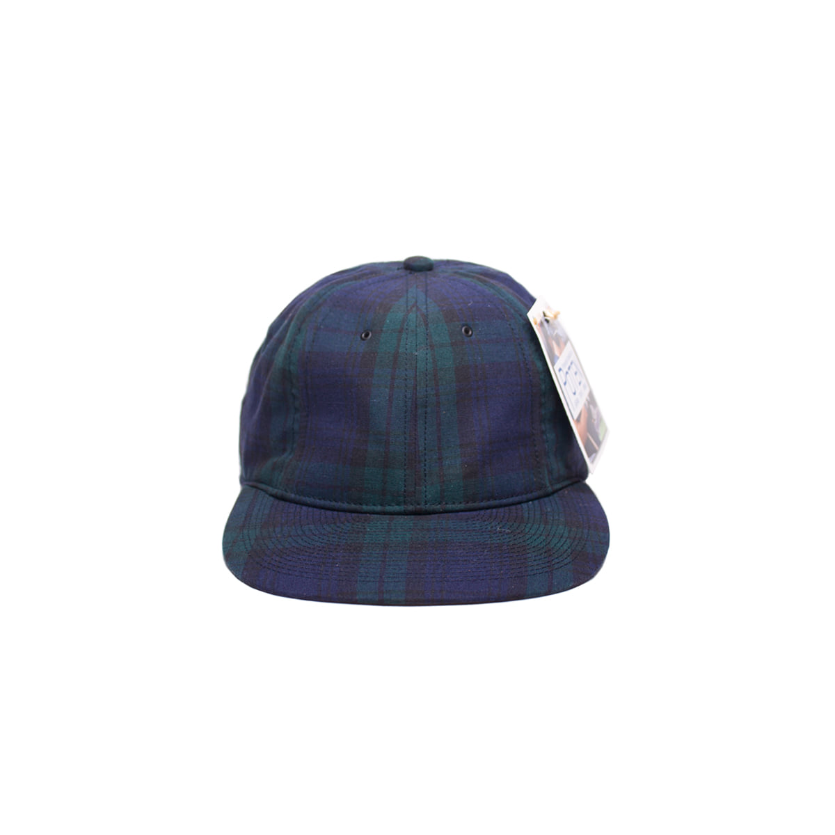 [POTEN] BASEBALL CAP 'BLACK WATCH'