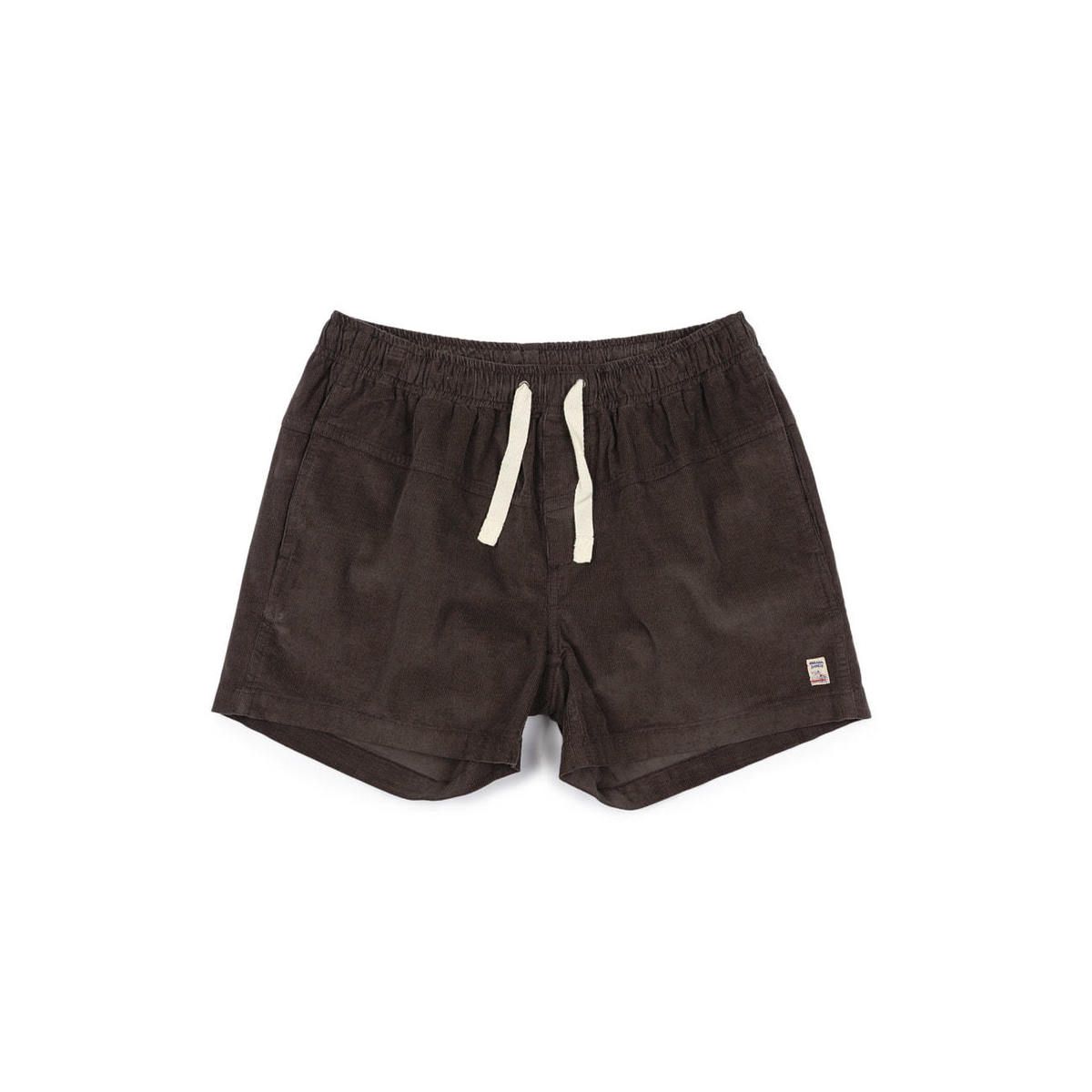 [M.Nii] CORDUROY DROWNER TRUNK 'BROWN'
