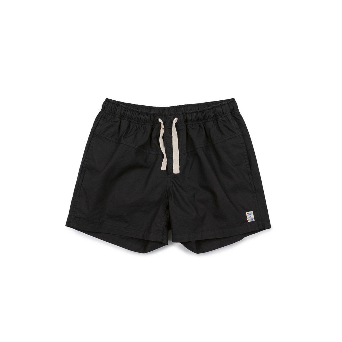 [M.Nii] BASIC DROWNER TRUNK 'BLACK'
