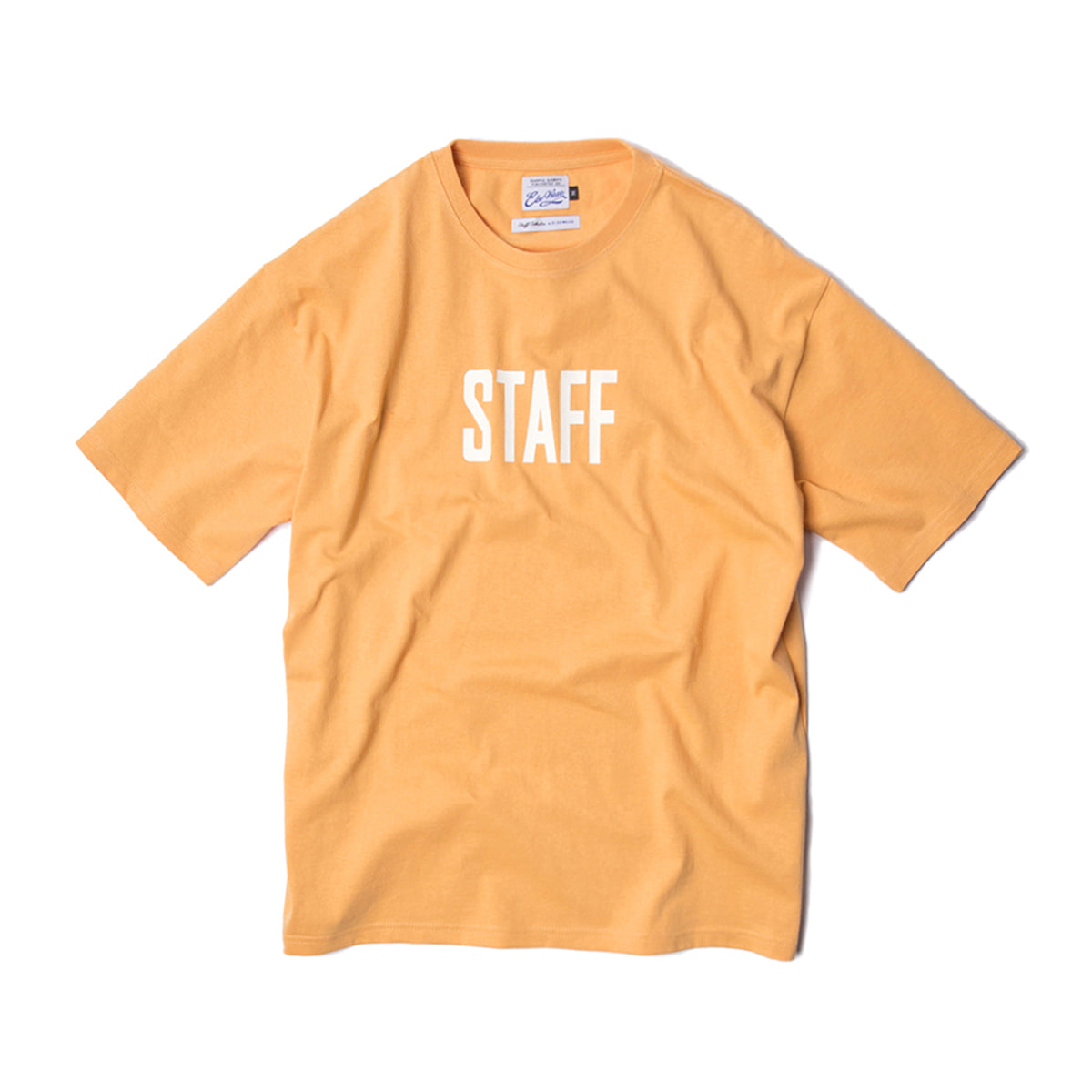 [ELSEWEAR] ELSEWEAR STAFF COLLECTION SS TEE 'GRAPEFRUIT'