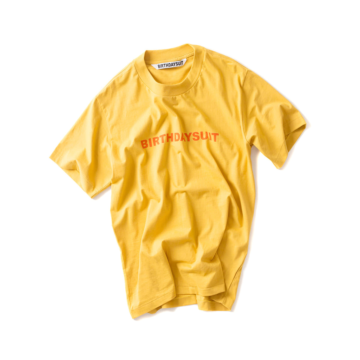[BIRTHDAYSUIT] LOGO TEE 'DELMONTE'