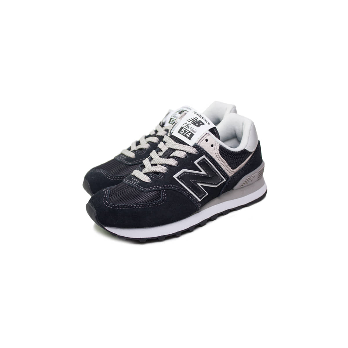 [NEW BALANCE] 574EB 'BLACK'