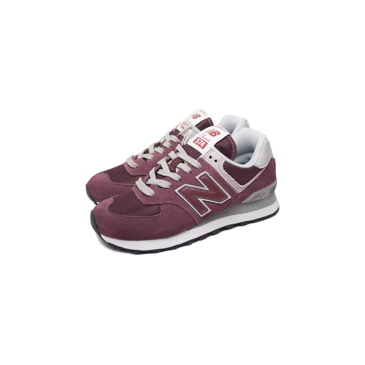 [NEW BALANCE] 574ER 'BURGANDY'