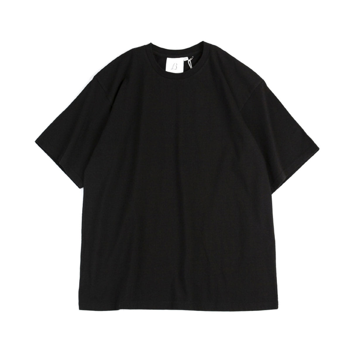 [BROWNYARD] ONE DAY T-SHIRT 'BLACK'