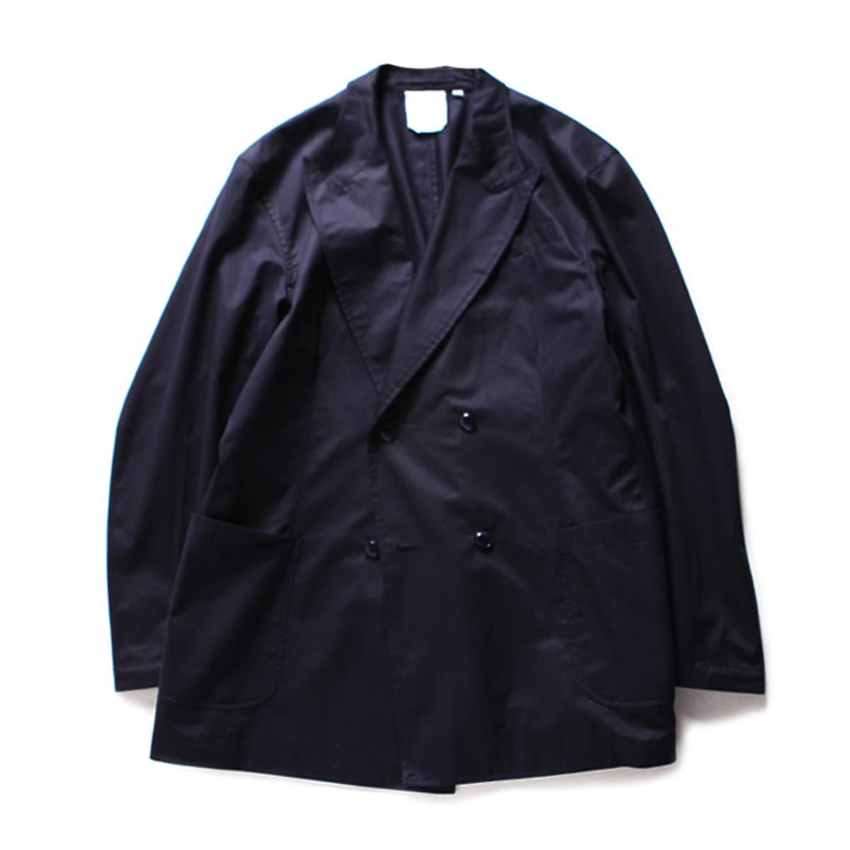 [BROWNYARD] DOUBLE BREASTED JACKET 'NAVY'
