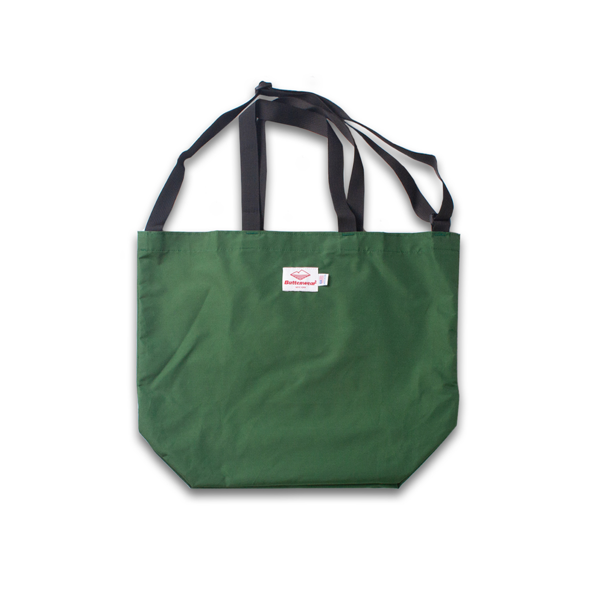 [BATTENWEAR] PACKABLE TOTE 'GREEN'