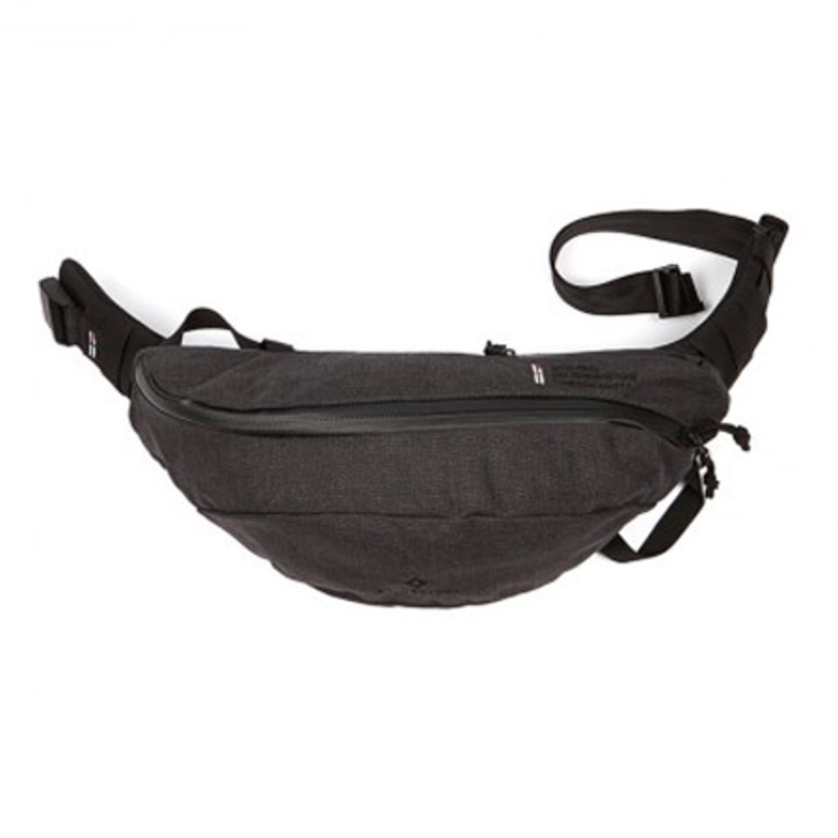 [TERG] LARGE WAIST BAG 'ALMOST BLACK'